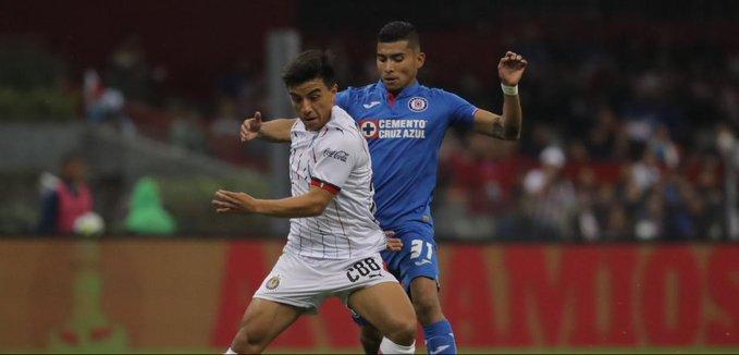 La última vez que Chivas fue al Estadio Azteca, le ganó a Cruz Azul