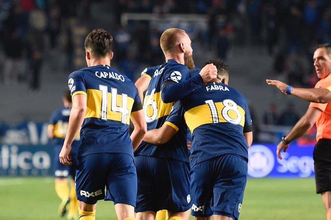 Daniele De Rossi se estrenó con un gol en Boca Juniors