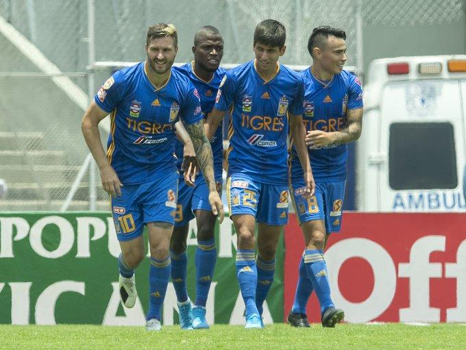 Con histórico gol de Gignac, Tigres le quita el invicto a Pumas