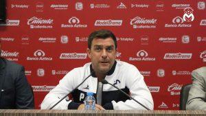 Éstas son las cábalas de Pablo Guede, nuevo entrenador de Monarcas