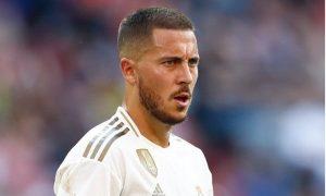 Eden Hazard fuera del Real Madrid por lesión