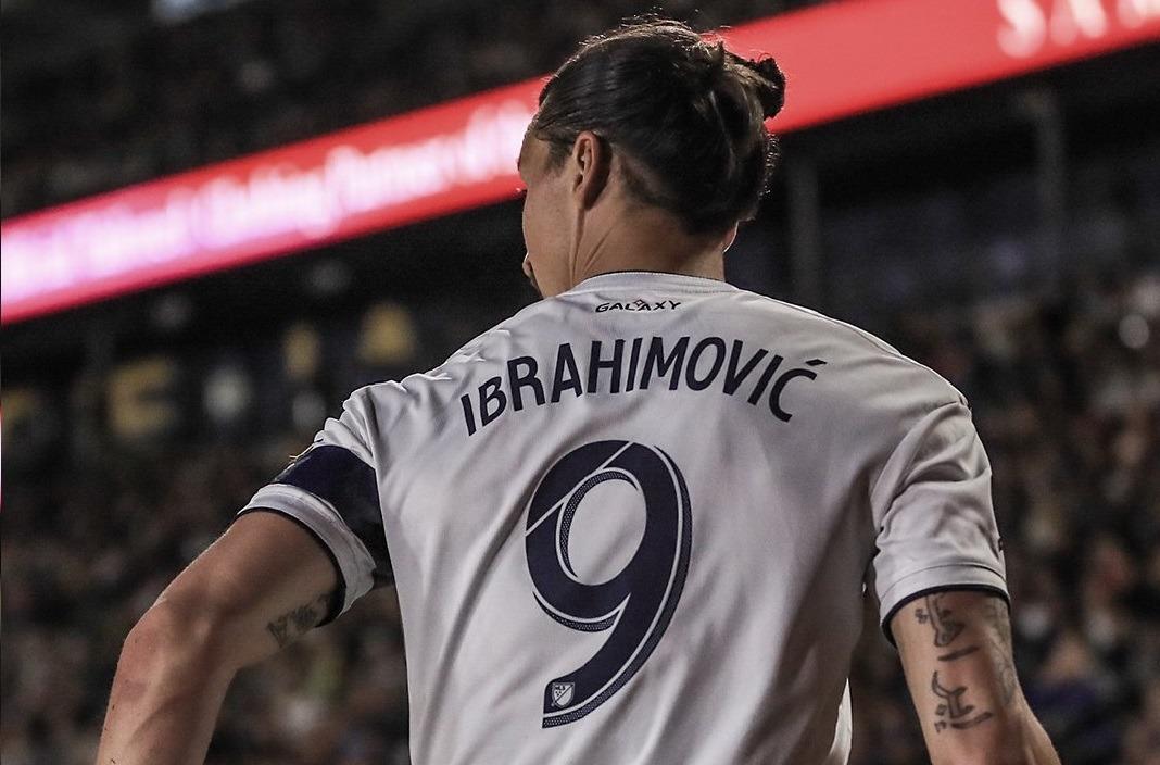 La épica burla del DC United a Ibrahimovic tras la derrota del Galaxy