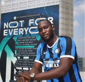 Lukaku nuevo jugador del Inter de Milan