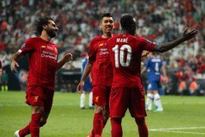 Liverpool vence al Chelsea en penales y se corona con la Supercopa de Europa