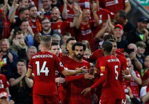 Liverpool debuta con victoria 4-1 sobre Norwich en la Premier League