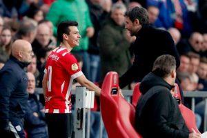 Hirving Lozano sería la venta más cara en la historia del PSV