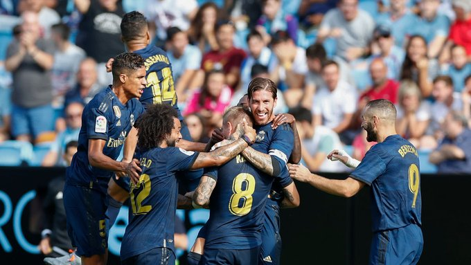 Real Madrid inicia con victoria la temporada; Bale fue titular