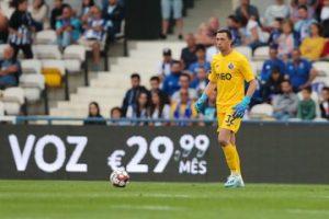 Marchesín cae en su debut con el Porto en liga