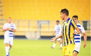 Así fue el primer gol de Héctor Moreno con el Al Gharafa