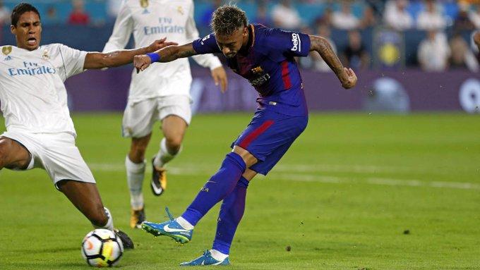 El Barcelona viaja a París para negociar con Neymar