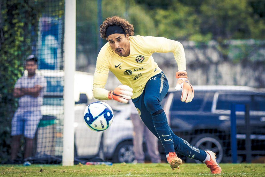 Ochoa no debutará contra Monarcas y América va por dos refuerzos