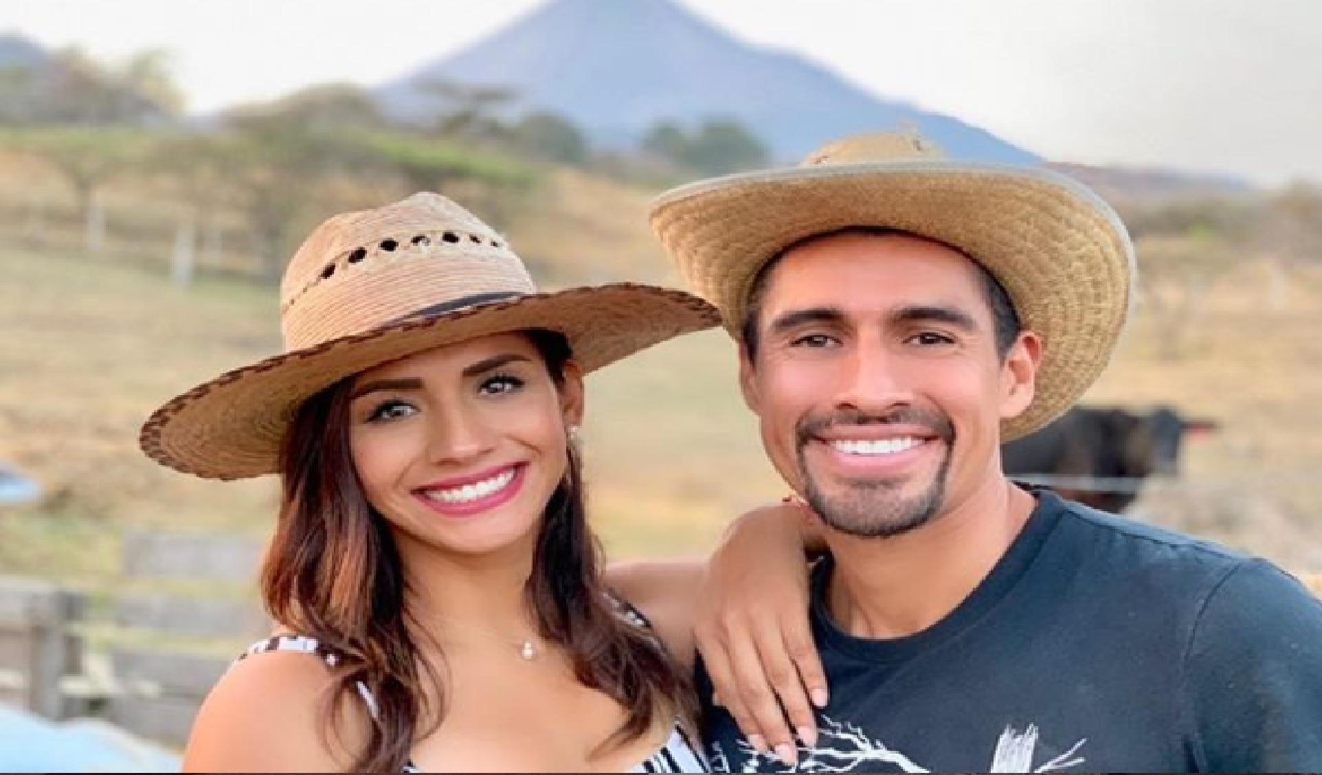 Pato Araujo y Zudikey Rodríguez de Exatlón anuncian su boda