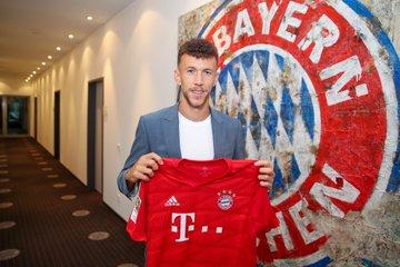Ivan Perisic es oficialmente nuevo jugador del Bayern Múnich