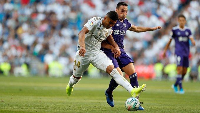 Le empatan al Real Madrid de último minuto con anotación de Guardiola