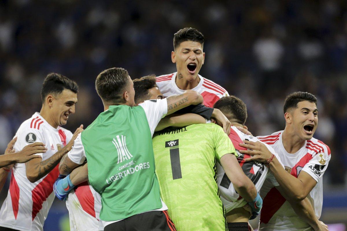 River Plate y Boca Juniors se volverán a enfrentar en Copa Libertadores