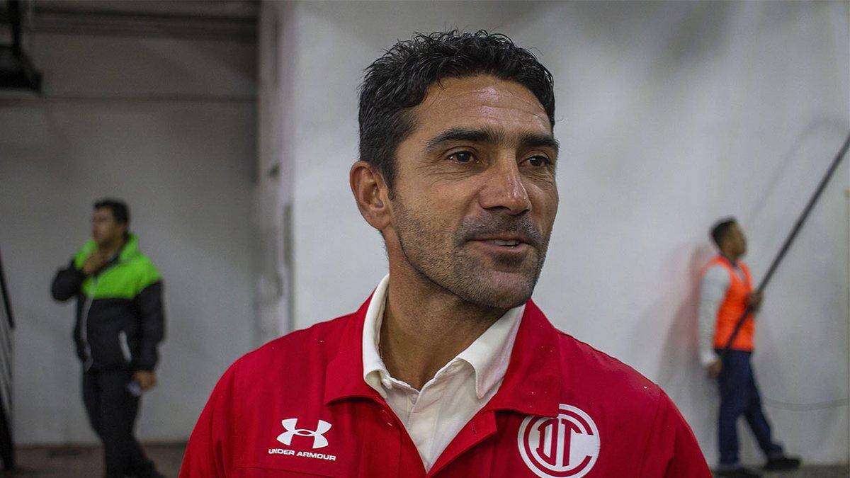 Antonio Naelson Sinha nuevo director deportivo del Toluca