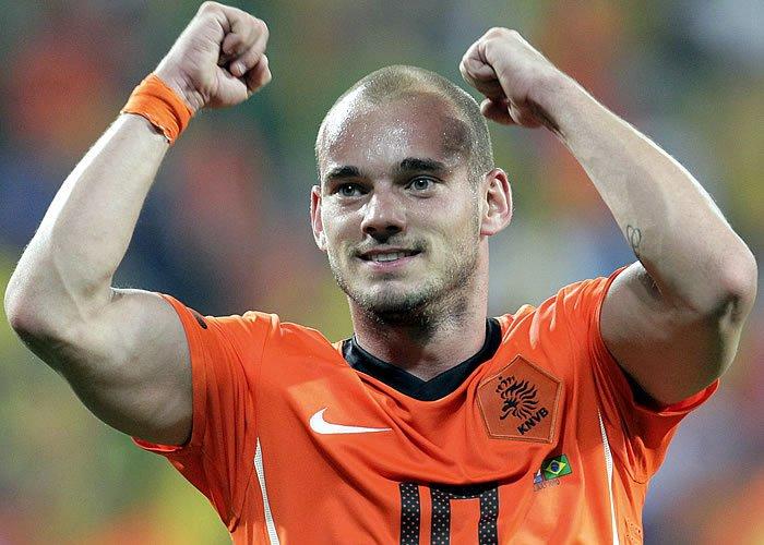 Wesley Sneijder se retira del futbol y será directivo del Utrecht