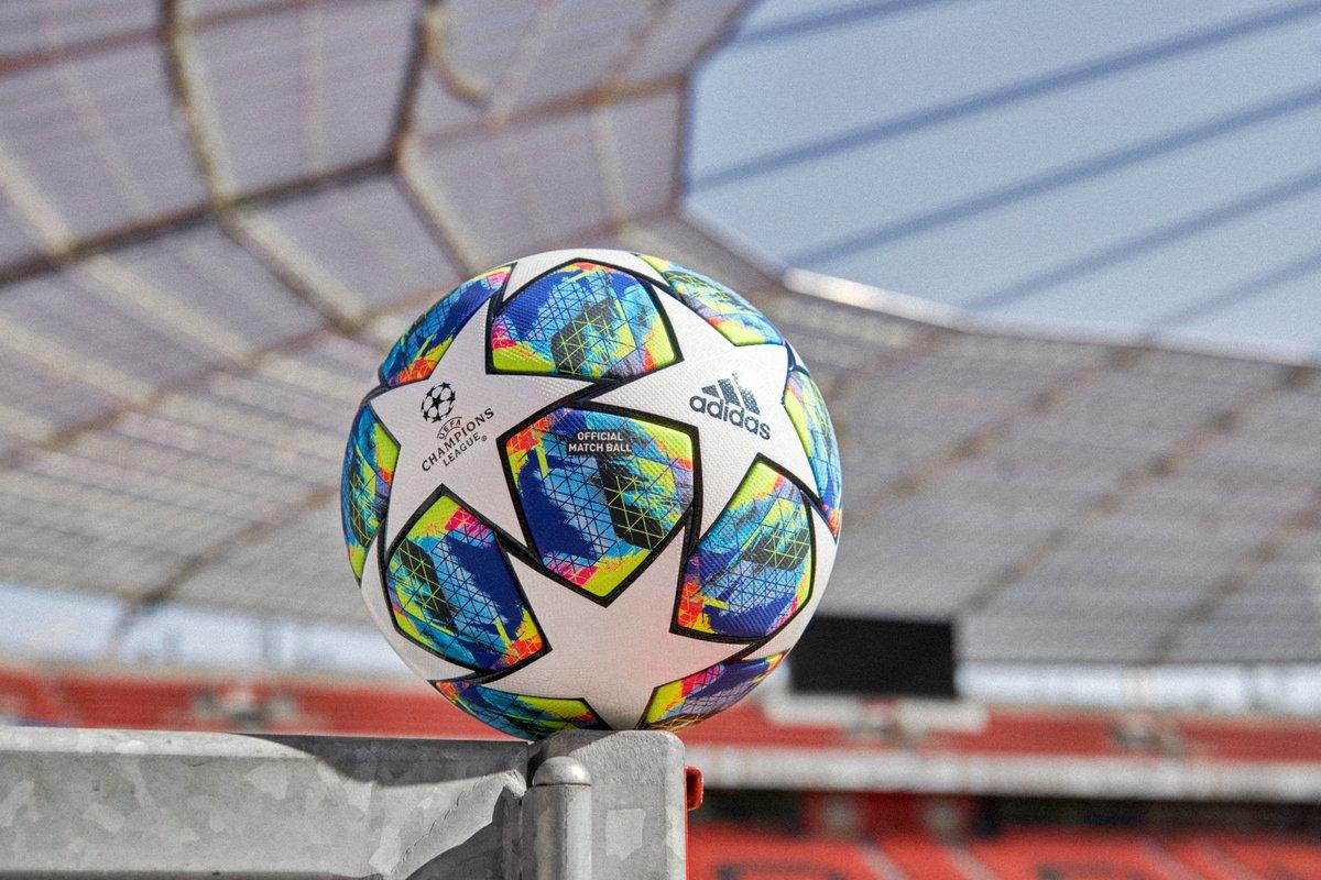 Estos son los bombos para el sorteo de la Champions League