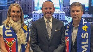 Saint Louis se convertirá en la franquicia número 28 de la MLS