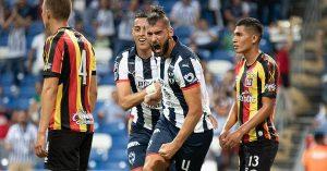 Monterrey vence 2-1 a Leones Negros en Copa MX