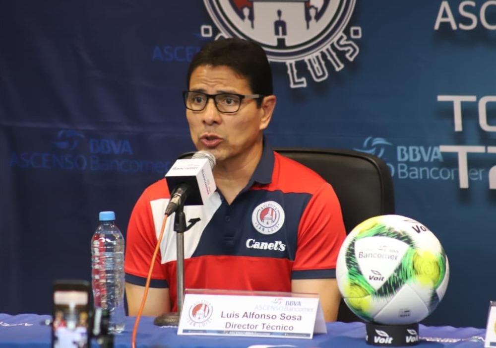 Alfonso Sosa quiere limpiar su imagen tras su salida del Atlético de San Luis