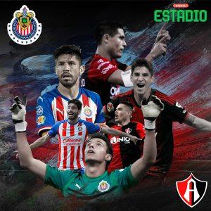 Guadalajara vs Atlas: horario y dónde ver EN VIVO el Clásico Tapatío