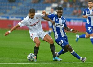 Sevilla y Chicharito Hernández obligados a iniciar con triunfo ante Qarabag en la UEFA Europa League