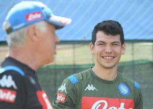 'Chucky' Lozano entre jugadores mejor pagados de la Serie A