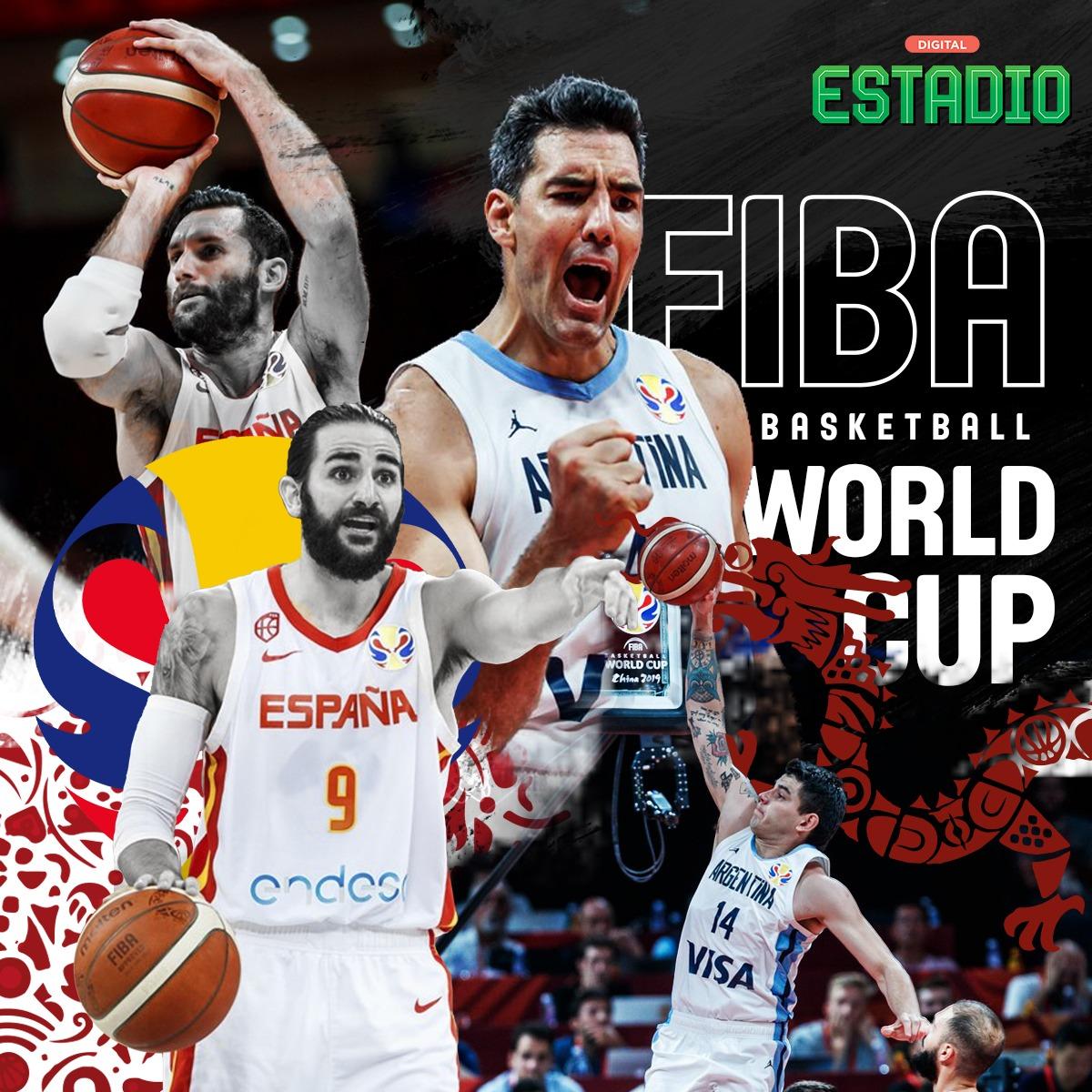 Argentina vs España: horario y dónde ver EN VIVO la final del mundial China 2019