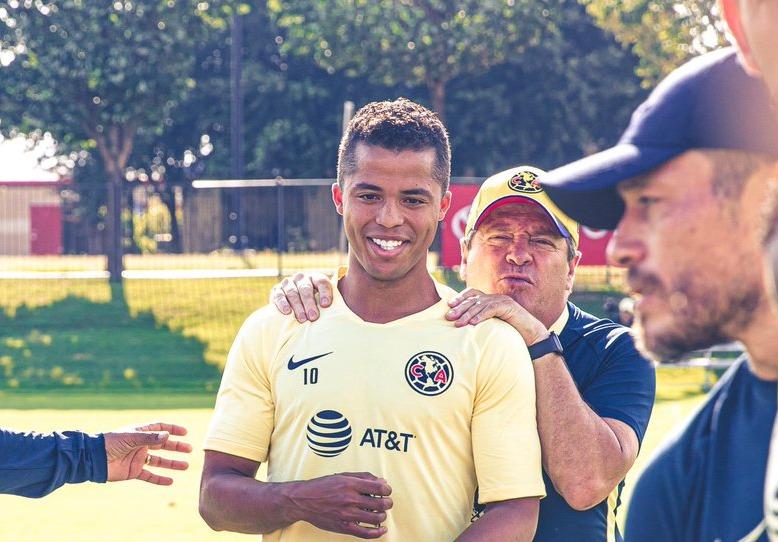 Giovani Dos Santos ya tiene fecha para reaparecer con América