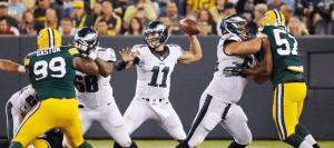 Green Bay va por seguir con paso firme e invicto ante Filadelfia en la NFL