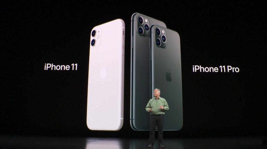 Apple Presentación IPhone 11