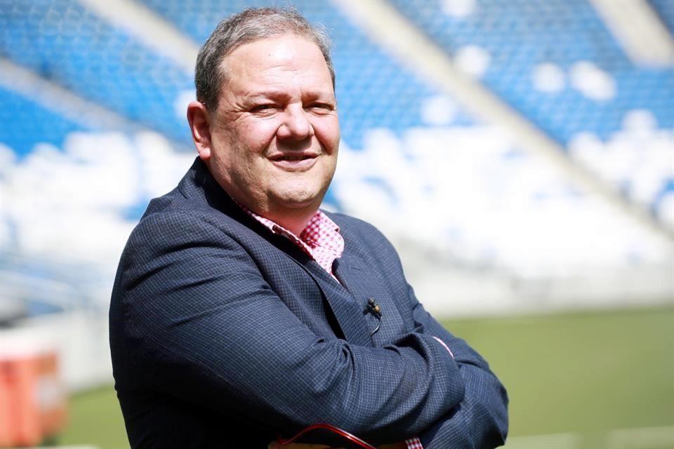 Fallece Mario Castillejos, comentarista de Televisa Deportes