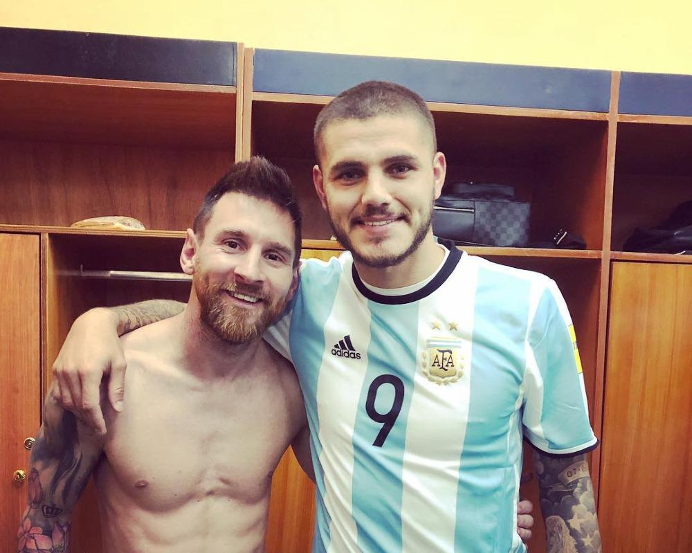 Culpan a Messi del mal recibimiento que ha tenido Icardi en el PSG