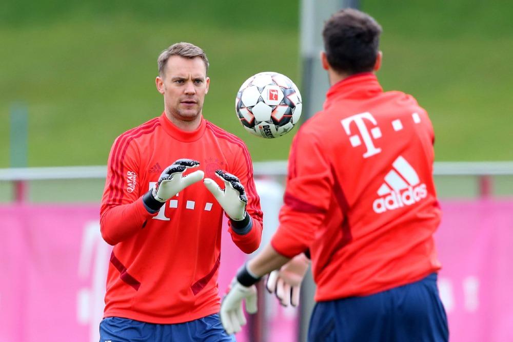 Bayern no prestará a sus jugadores si Neuer pierde la titularidad con Alemania