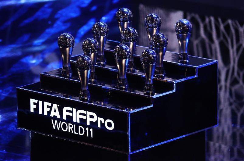FIFA eligió a su 'Once' ideal de la temporada con varias sorpresas