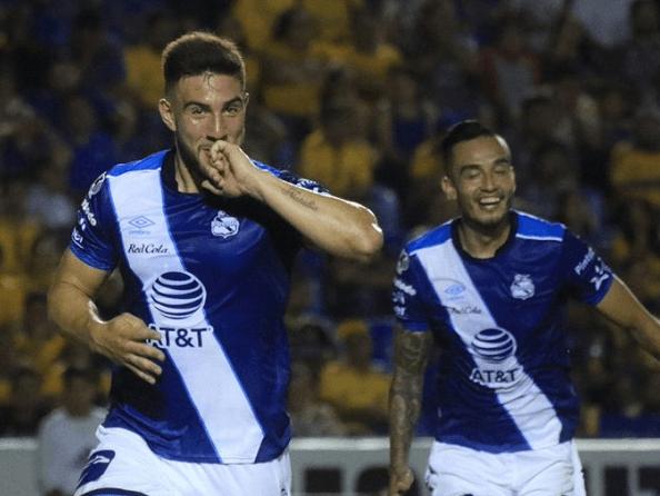 Puebla da la sorpresa, doma en su guarida a Tigres por 1-0 en Liga MX