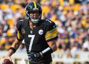 Roethlisberger se perderá el resto de la temporada con los Steelers por una lesión