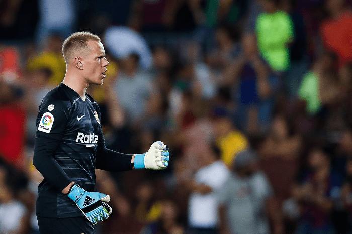 Ter Stegen salva al Barcelona del Dortmund