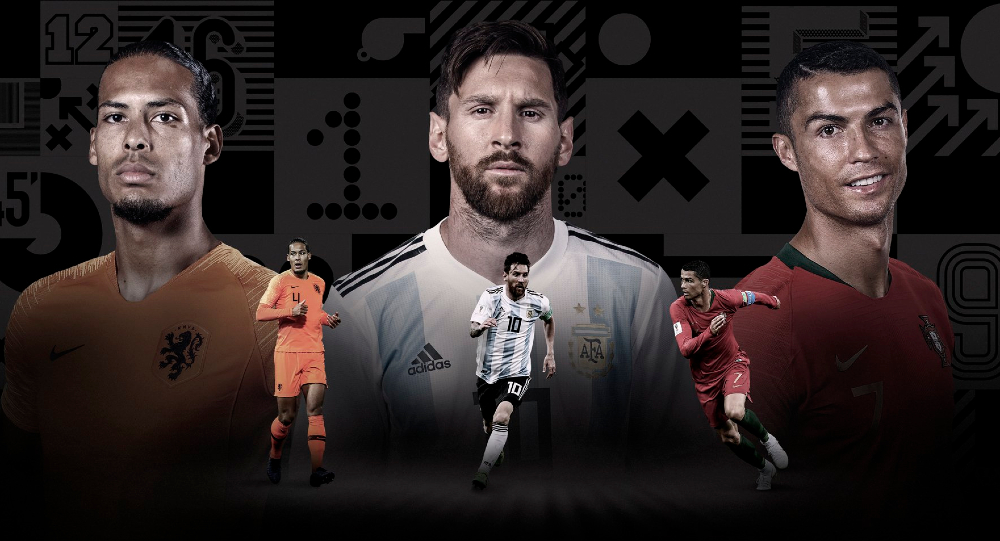 Estos son los nominados por la FIFA para el premio The Best 2019