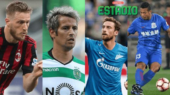 Diez jugadores sin equipo en el último día de fichajes en Europa que podrían llegar a la Liga MX