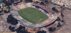 Estadio Neza 86, a seis años de la prometida remodelación