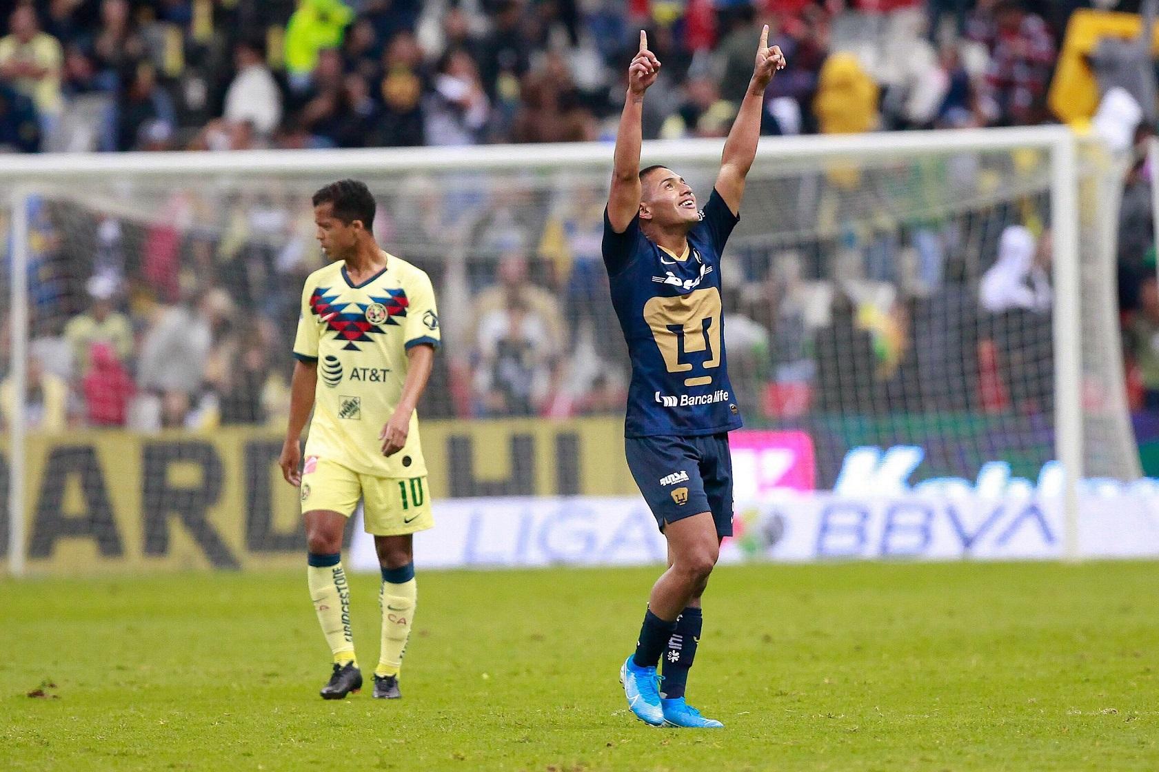 Carlos González destacó la actuación de Brayan Mendoza contra América