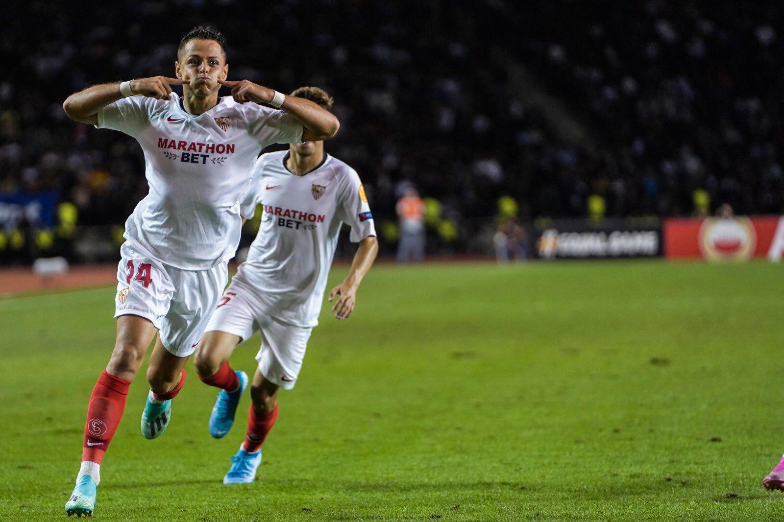 Así le fue a los mexicanos en la primera jornada de la Europa League