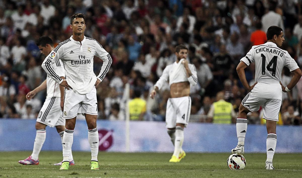 Chicharito confiesa porque no se quedo más tiempo en el Real Madrid