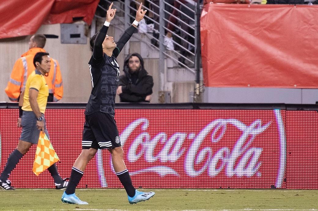 México no vencía a Estados Unidos por más de un gol desde 2011
