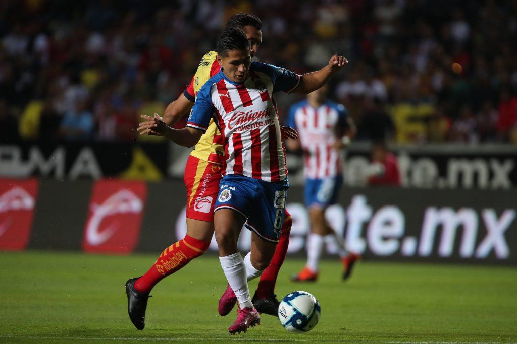 Chivas regresa a las mismas y cae 1-0 con Morelia