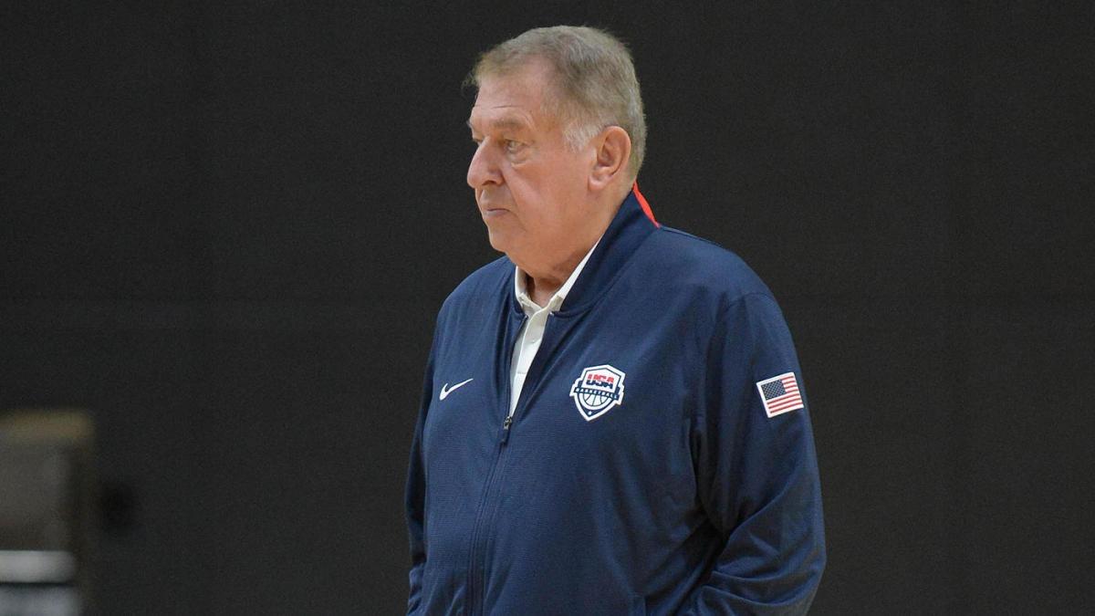 Entrenador de Estados Unidos mandó duro mensaje a estrellas de la NBA