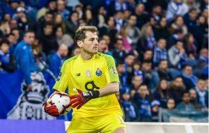 Iker Casillas, dos décadas de gloria bajo los tres postes