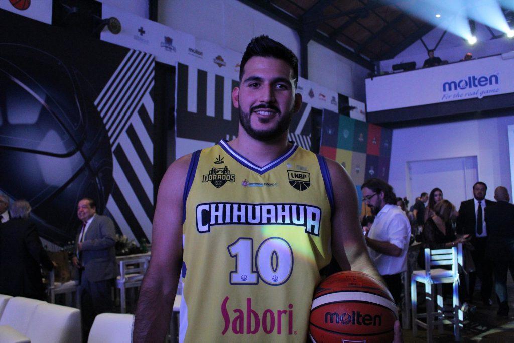 Jonatan Machado piensa en grande con los Dorados de Chihuahua